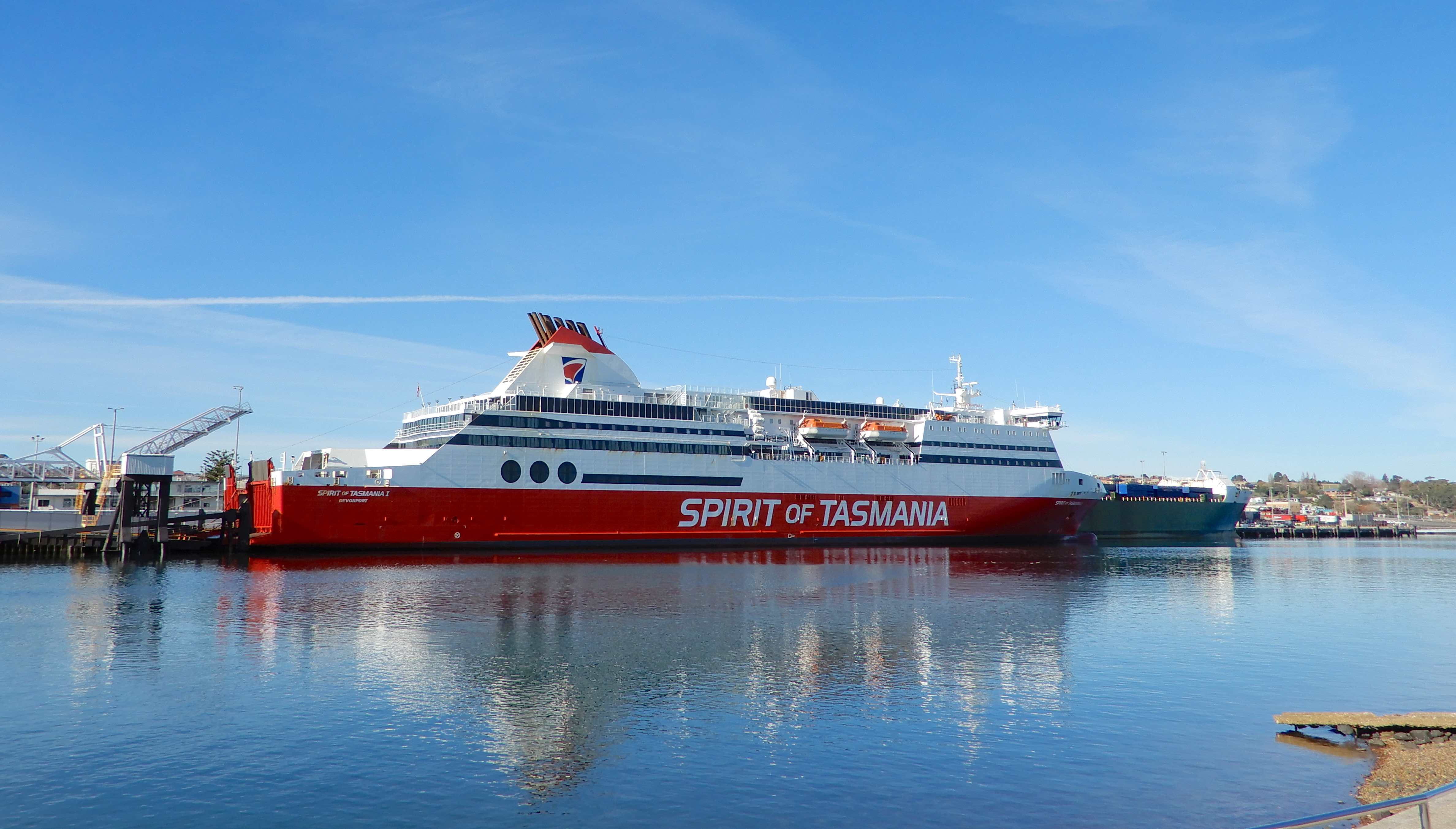 5.Spirit of Tasmania