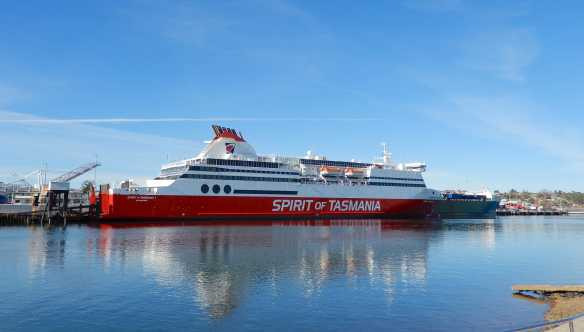 5.Spirit of Tasmania