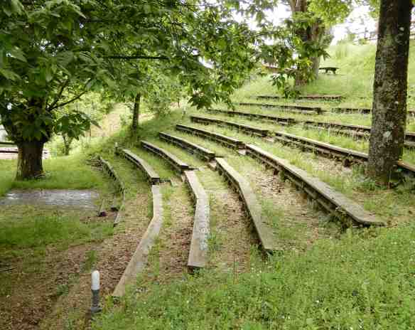 16.outdoor theatre