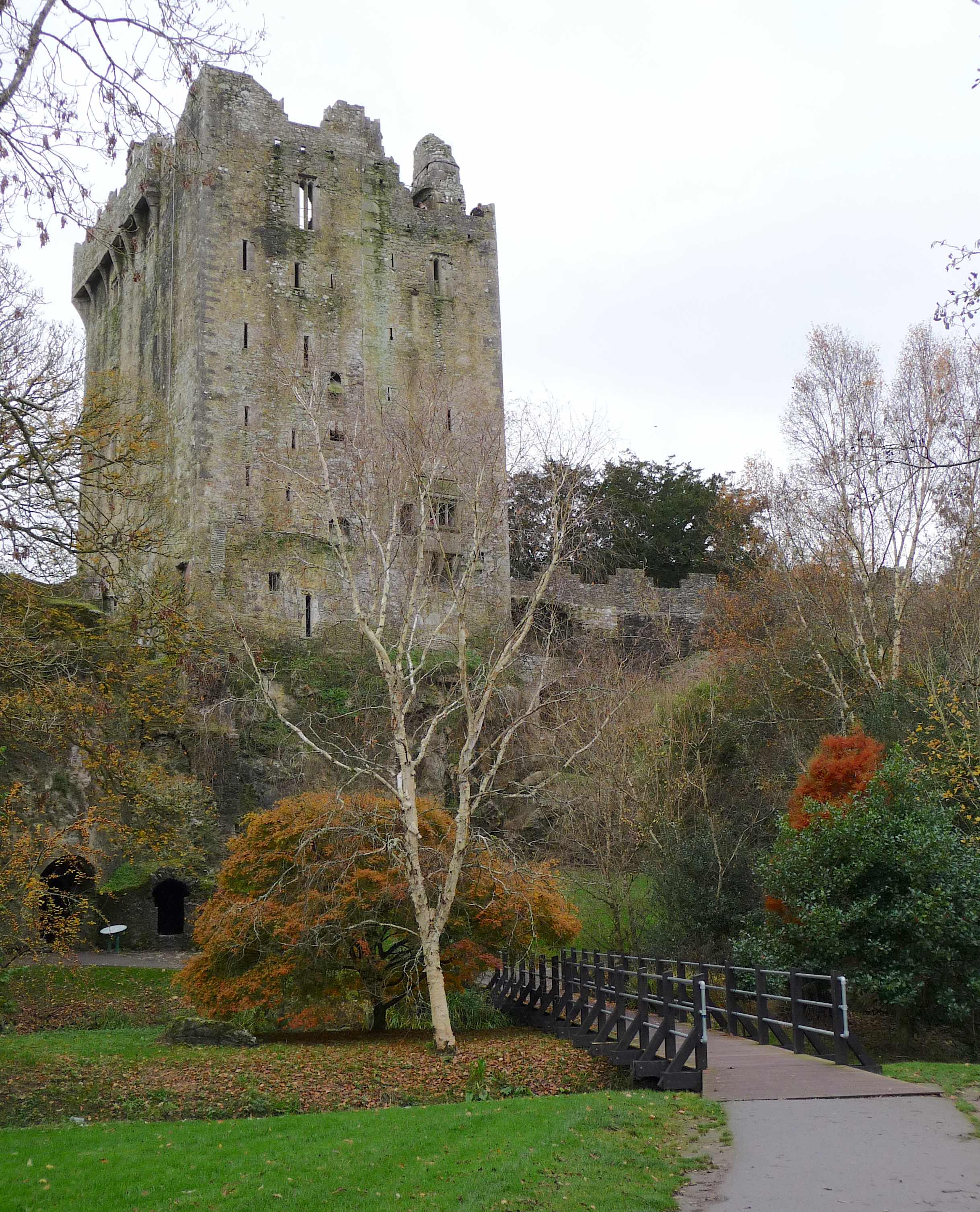 4.Blarney Castle