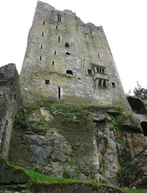 6.North Wall,Blarney Castle