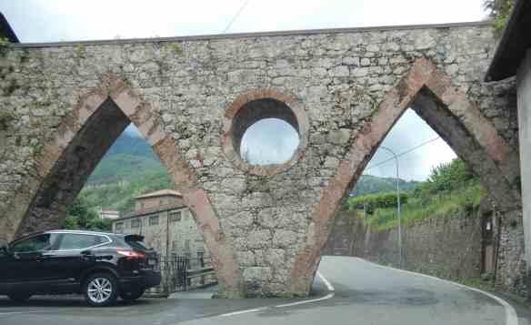 7.aqueduct, Gallicano