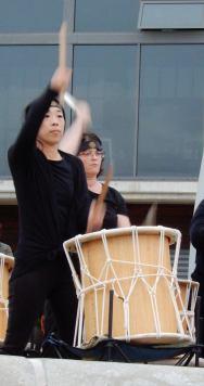 12.Taiko drums