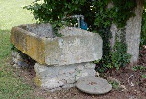 36a.stone trough