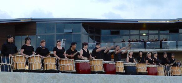 4.Taiko drums