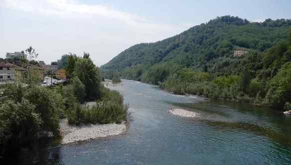 26.Serchio River