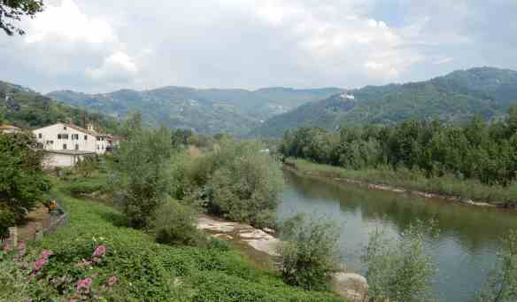 34.Serchio River upstream