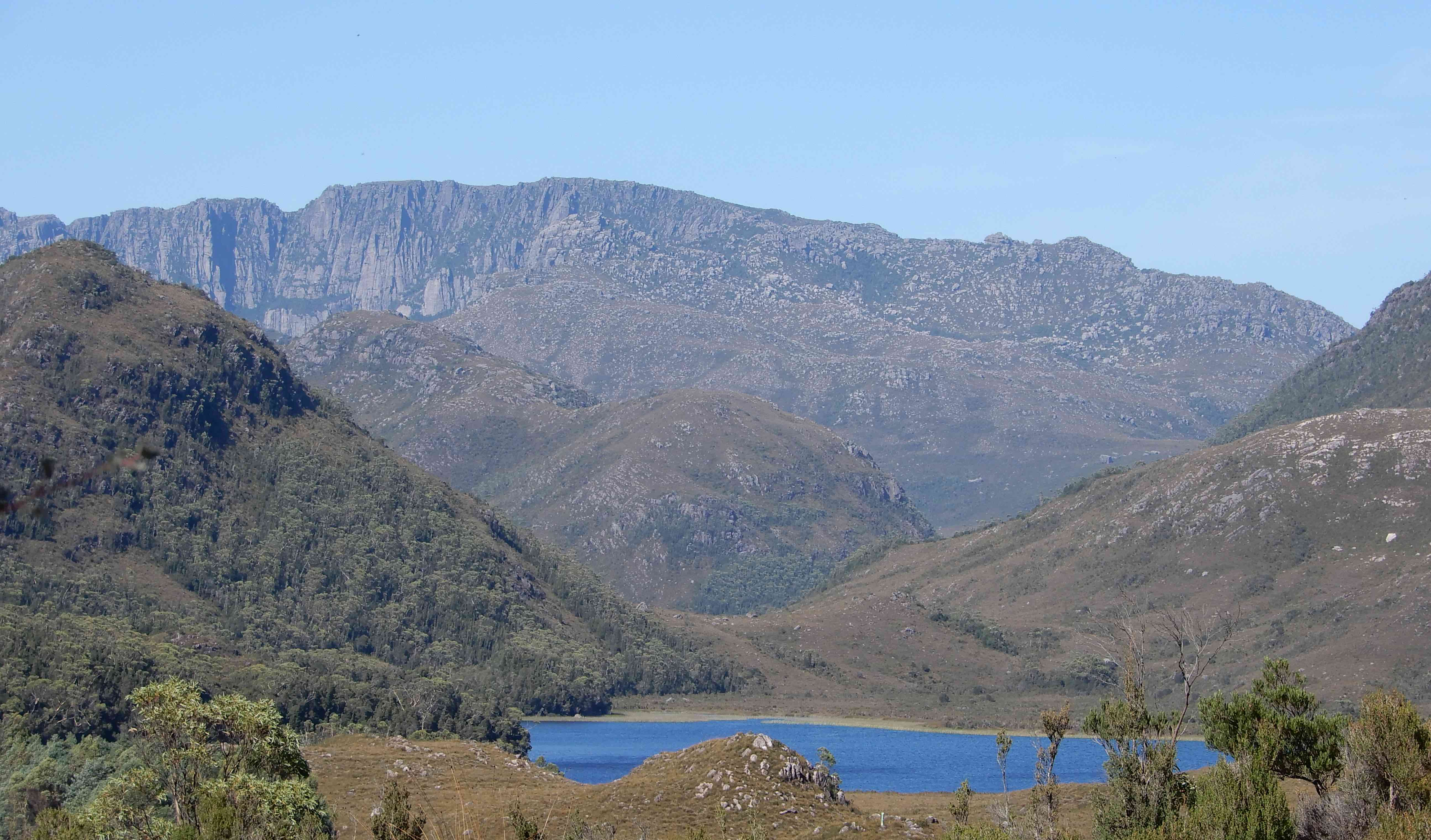 5.Mount Tyndall