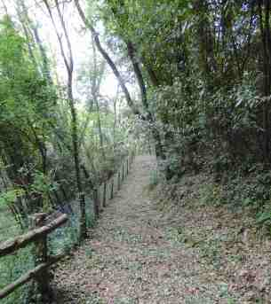 1.Old Tramonte walk