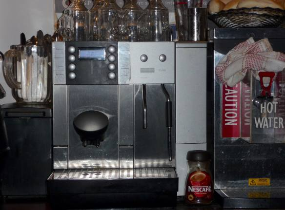 13.Irish Coffee Machine