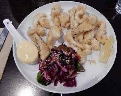 15.Salt & Pepper Calamari