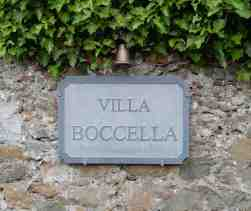 24.Villa Boccella sign