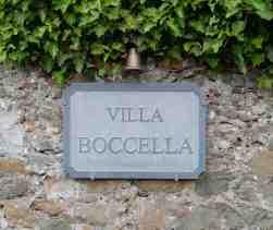 24.Villa Boccella sign