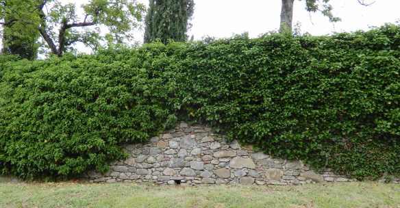 27.stone wall