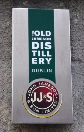 9.Old Jameson Distillery