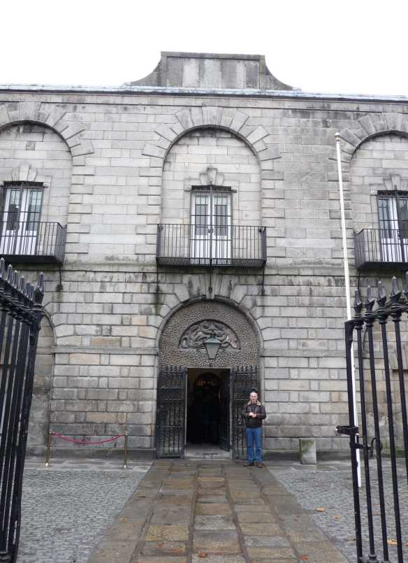 1.Kilmainham Gaol entrance