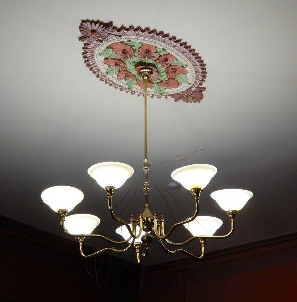 17.ceiling rose