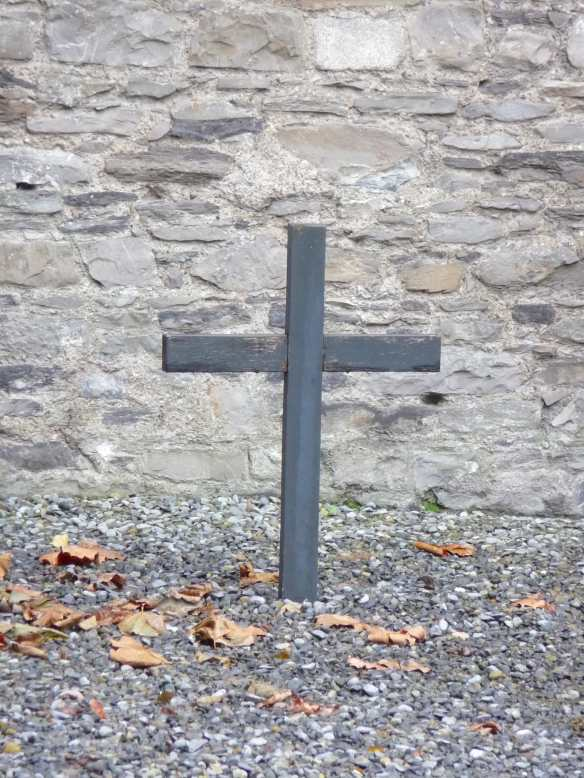 24.Cross marking the place of execution of James Connolly