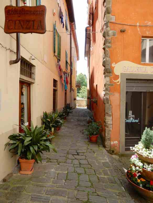 45.narrow street