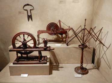 20.implements for spinning