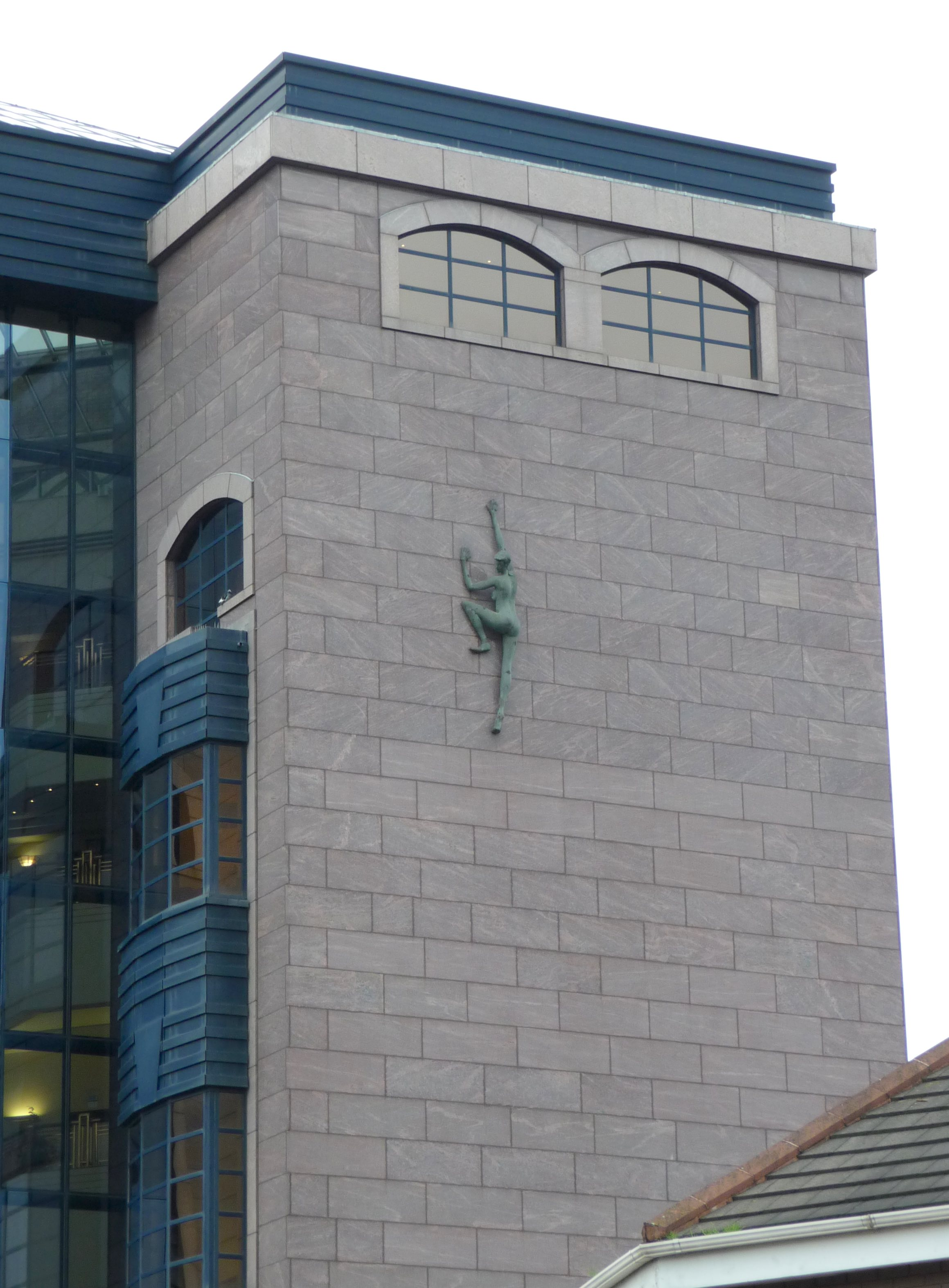 3.Liberty Scaling the Heights