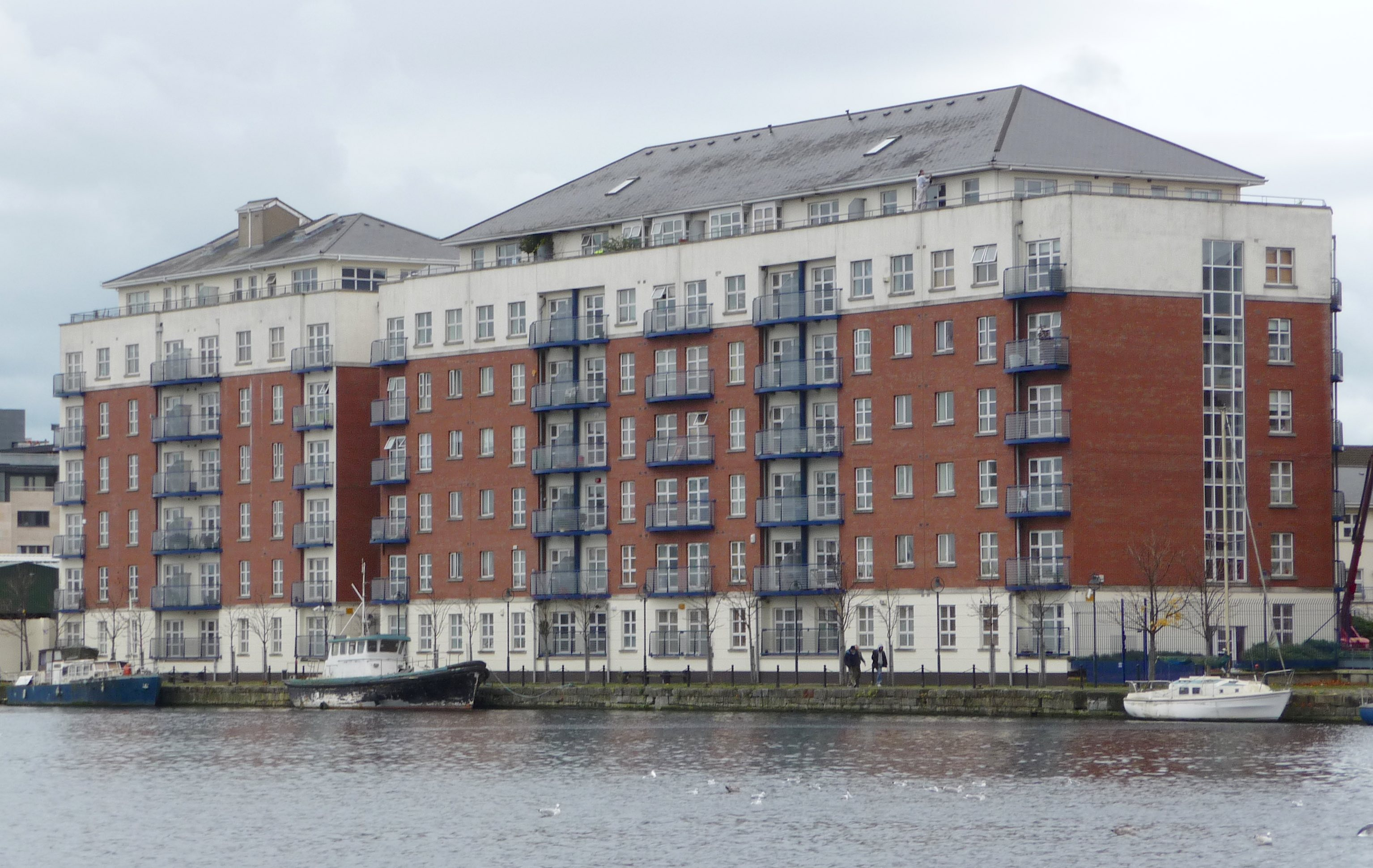 7.Grand Canal Docks