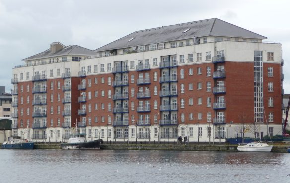 7.Grand Canal Docks