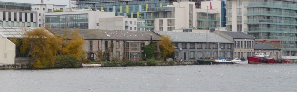 8.Grand Canal Docks