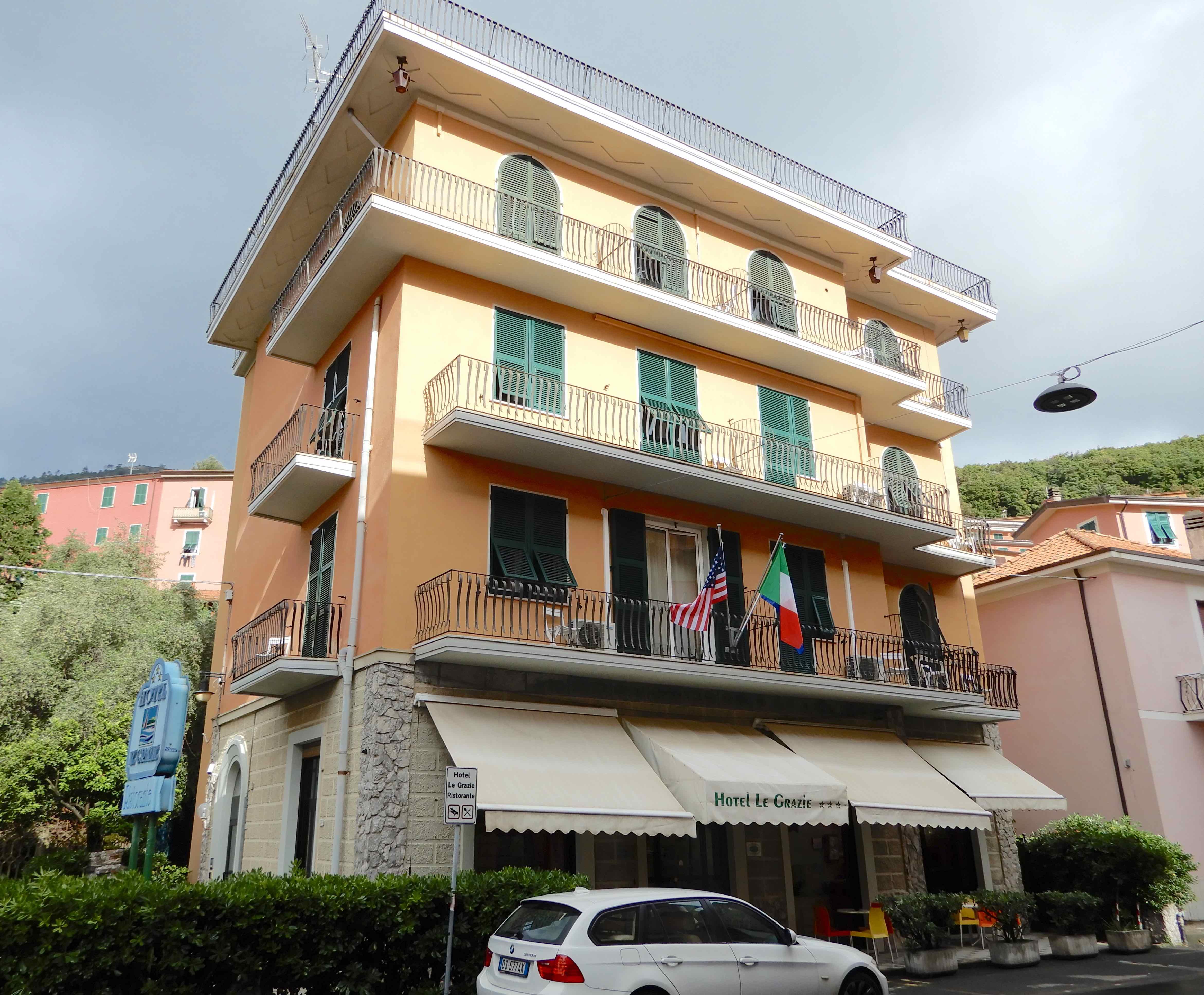 1.Hotel Le Grazie