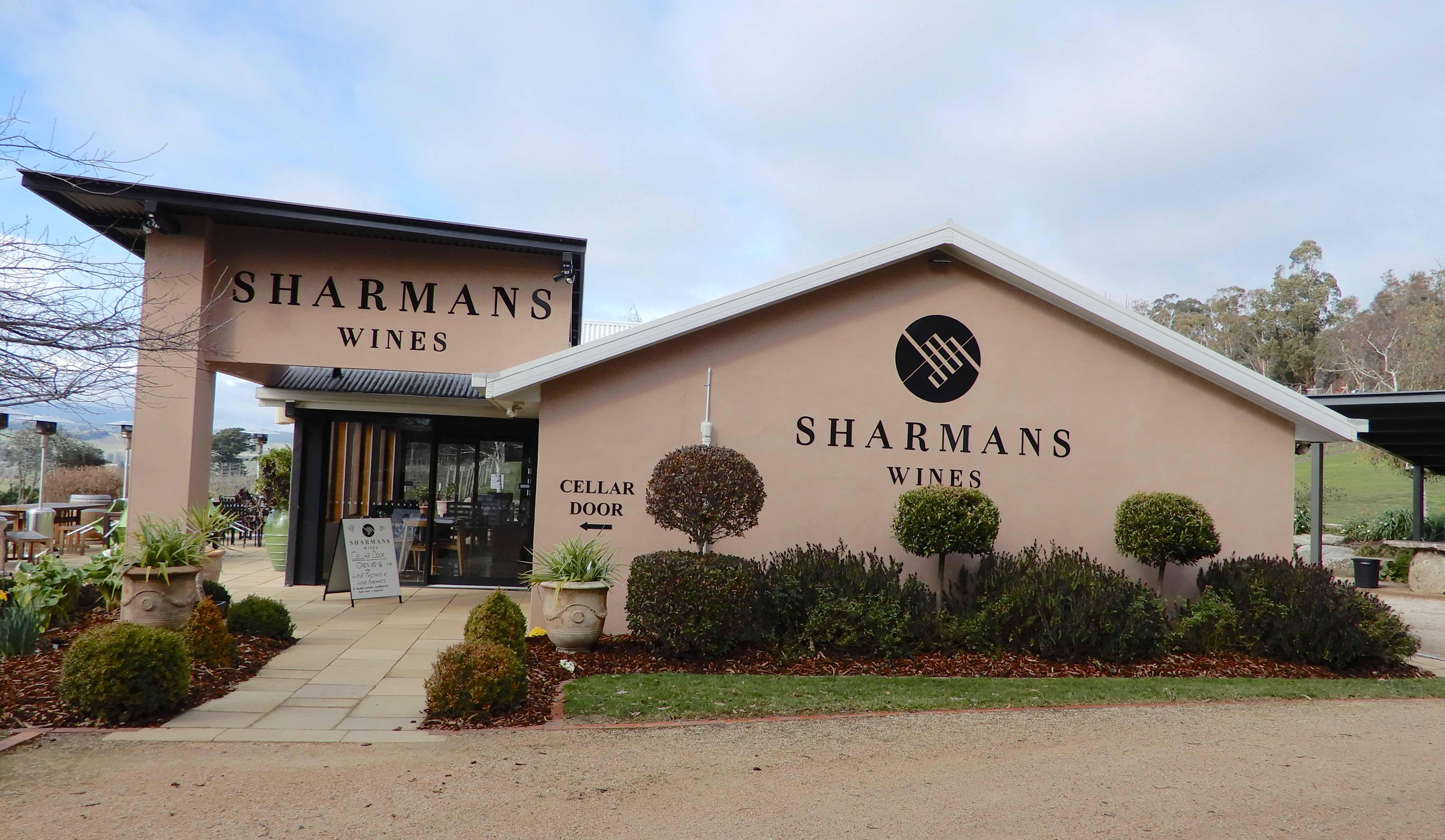 1.Sharmans Wines