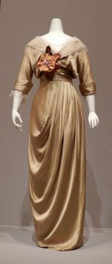 10.Ch. Drecoll, dinner dress 1914
