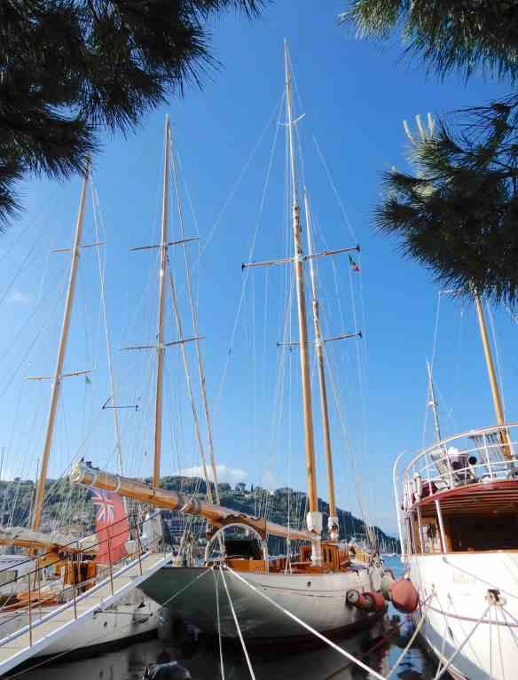 10.yachts, Le Grazie harbour