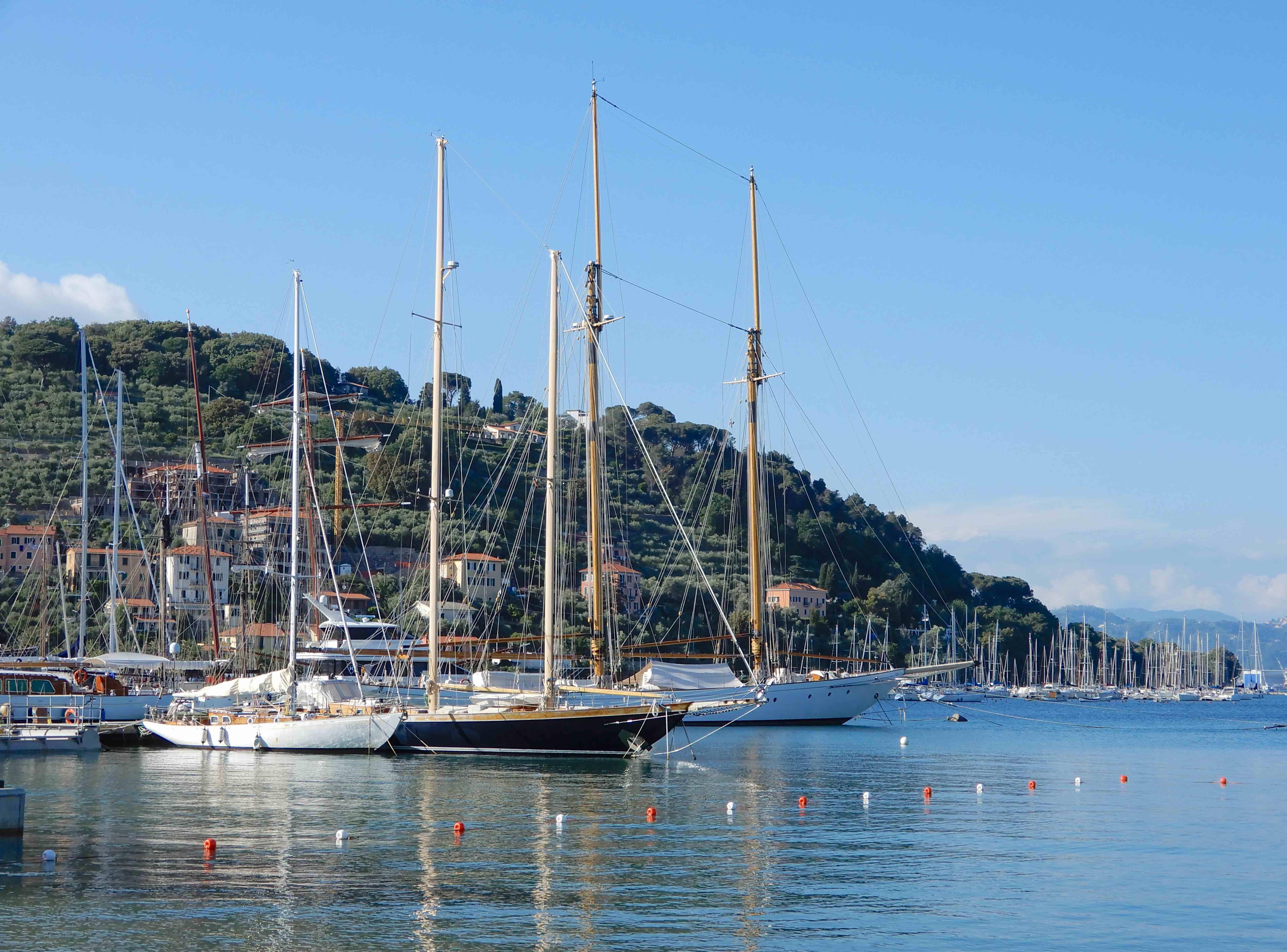 2.Le Grazie harbour