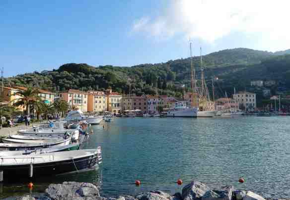 20.Le Grazie harbour