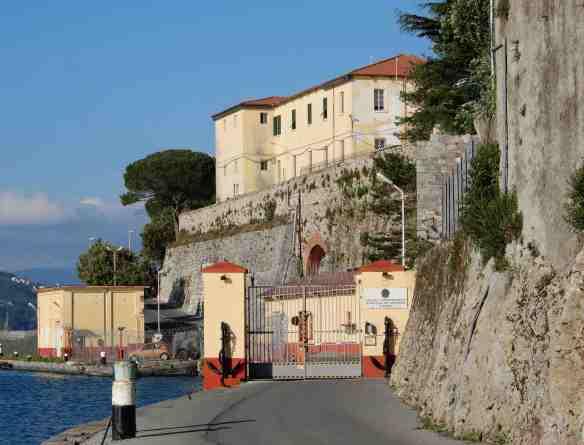 22.Varignano Fortress