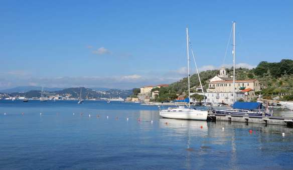 3.Le Grazie harbour