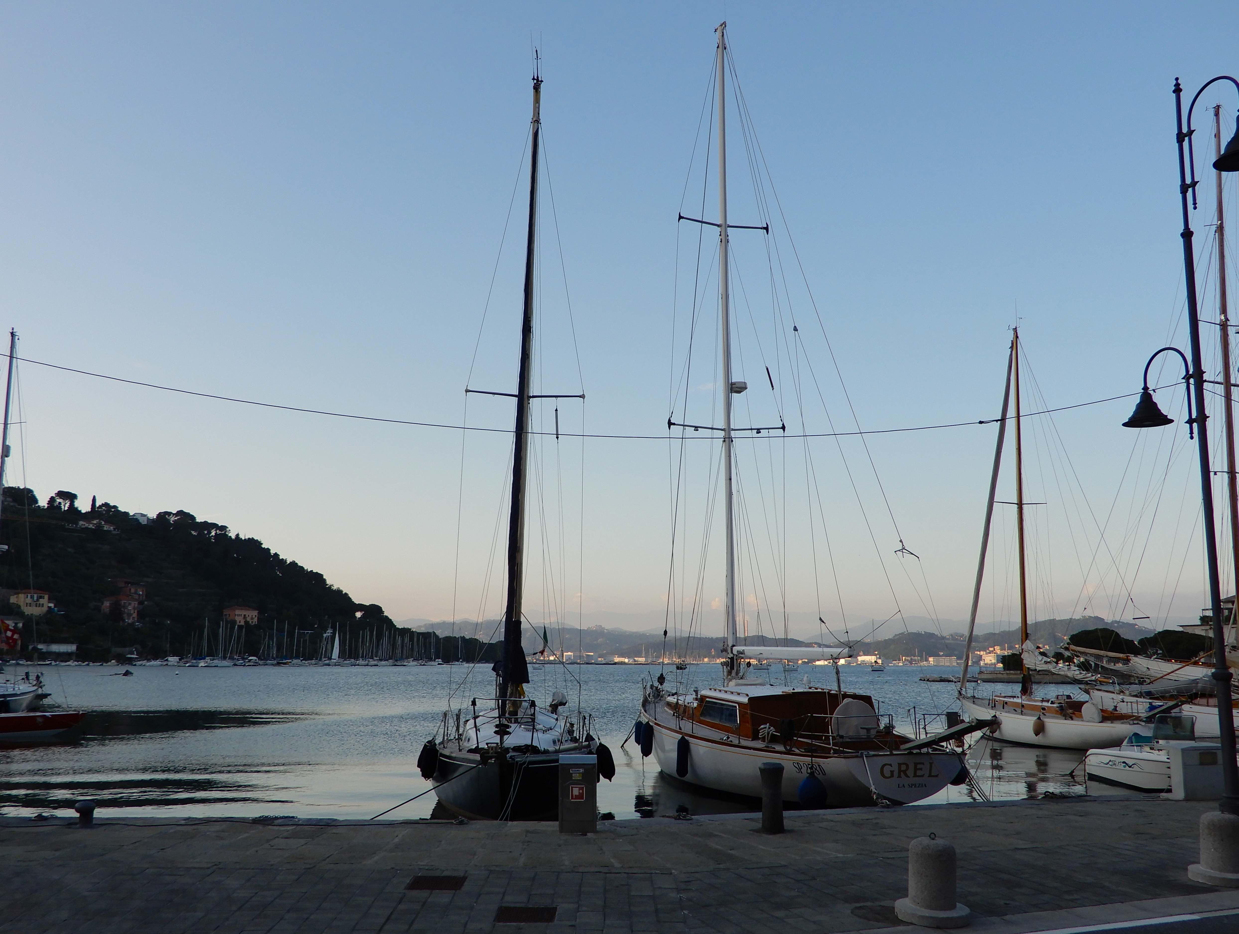 30.Le Grazie harbour