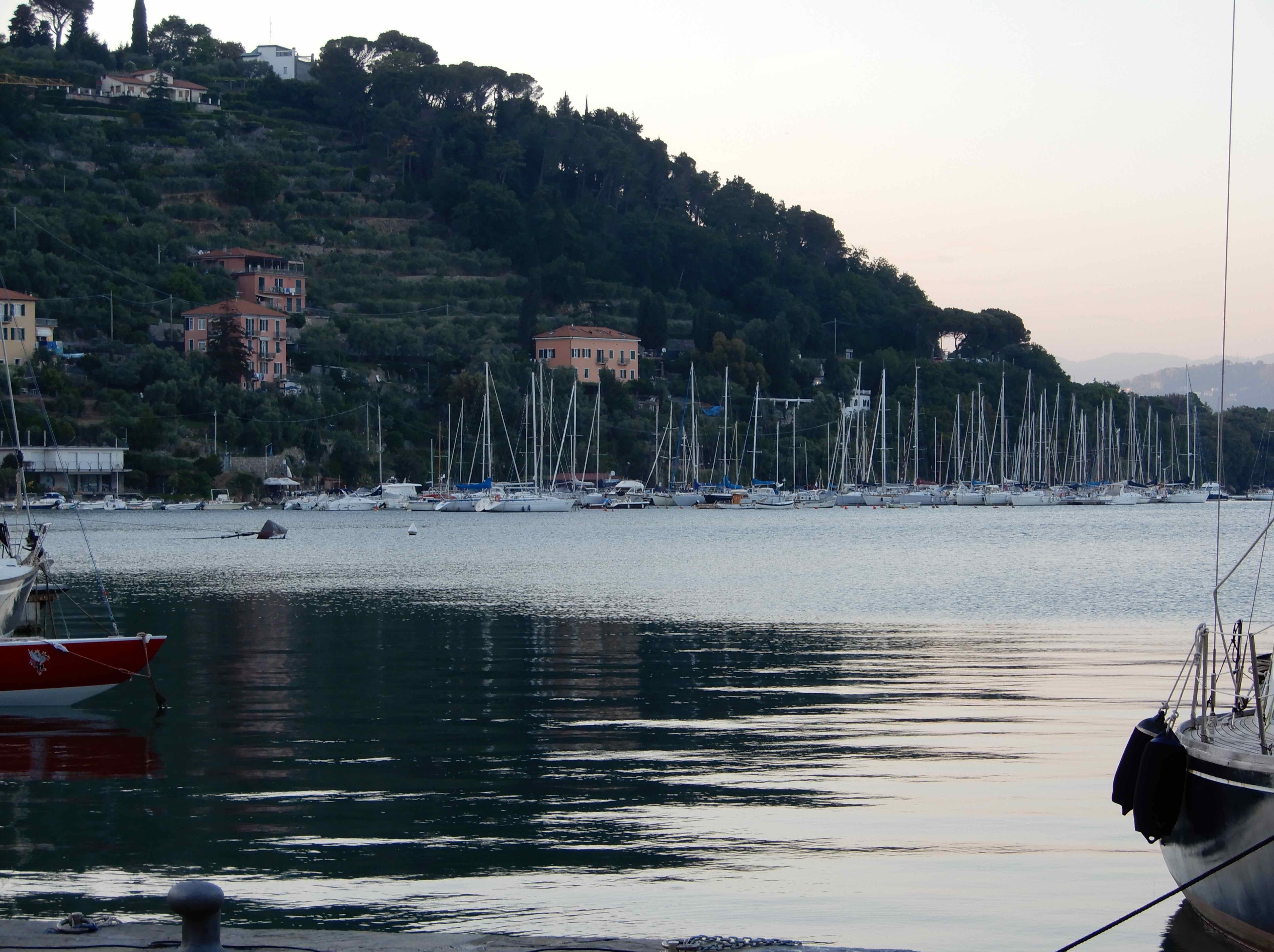 31.Le Grazie harbour