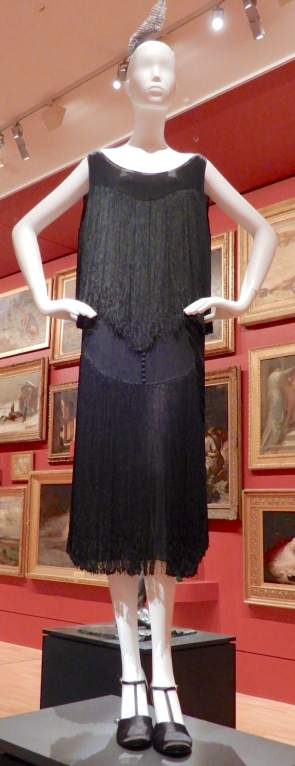 33.Chanel, evening dress 1926