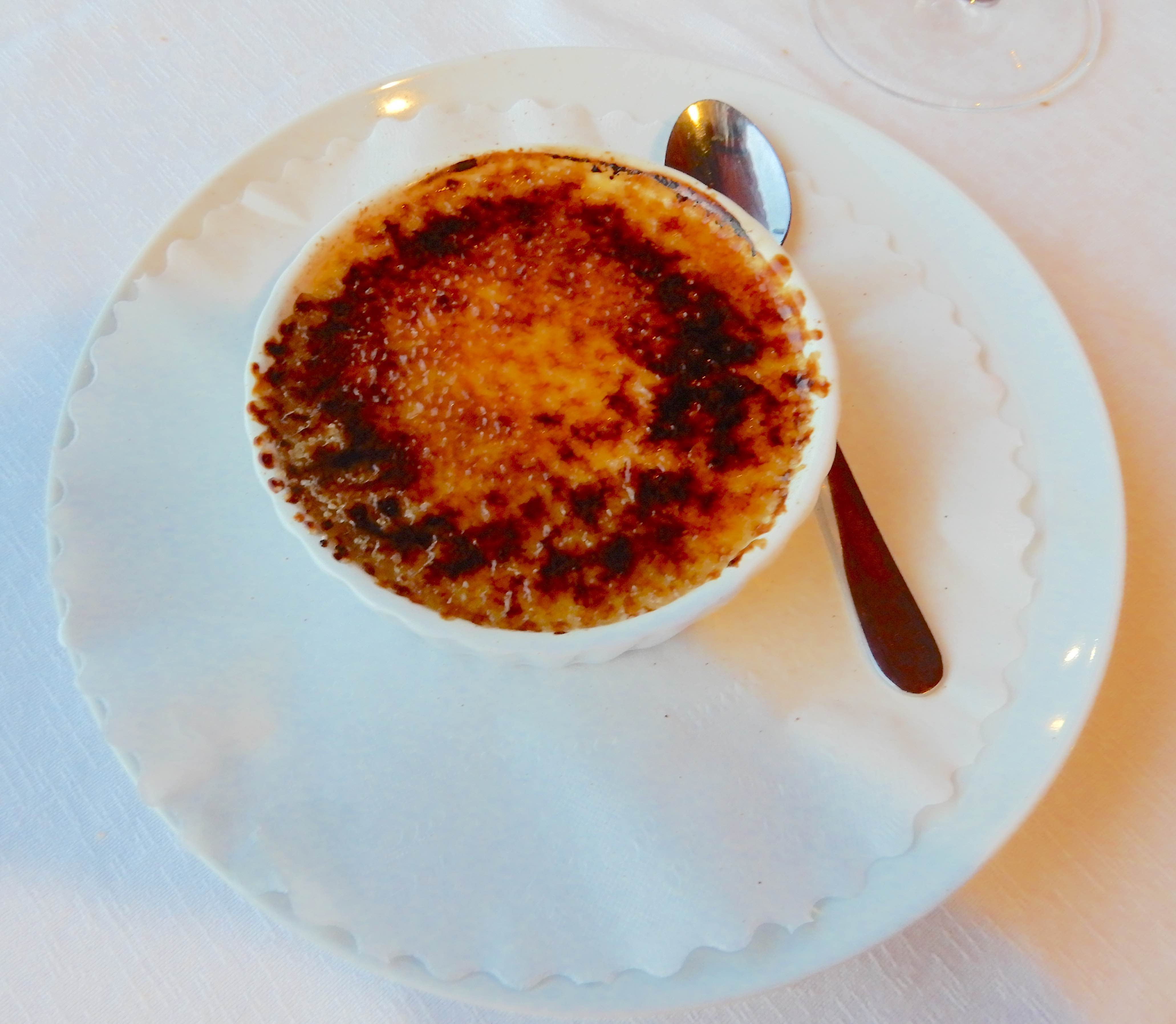 35.crème brûlée