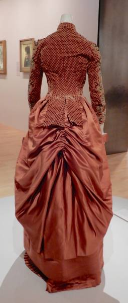 4.Worth, afternoon dress 1890