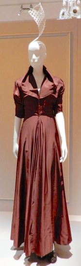 43.Madame Grès, hostess dress 1948