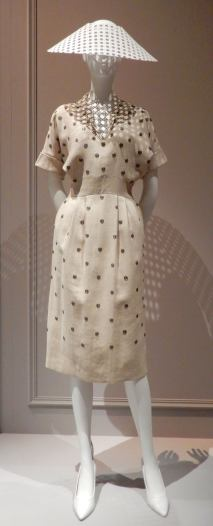 45.Christian Dior, Pre Catalan dress 1947