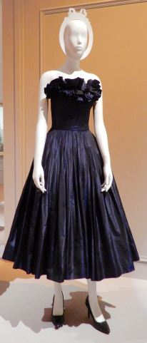 49.Molyneux, cocktail dress 1949