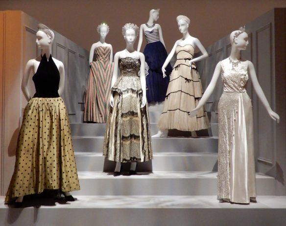 50.evening dresses 1949-1952