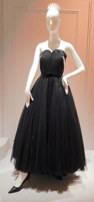 51.Jacques Griffe, ball gown 1950
