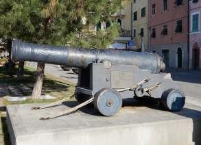 6.cannon, Le Grazie