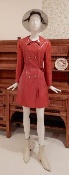 64.Yves Saint Laurent, coat 1969