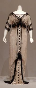 7.Charles Frederick Worth,evening dress 1912