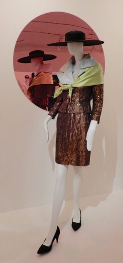 74.Christian Lacroix, Look 33 jacket and skirt 1989
